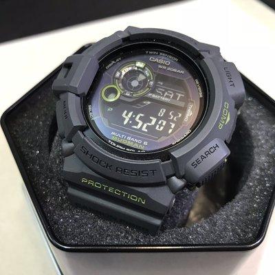 GW-9300GY-1 G-Shock Rangeman 黑綠色 已停產