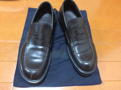 Prada loafer 樂福鞋 42 1/2