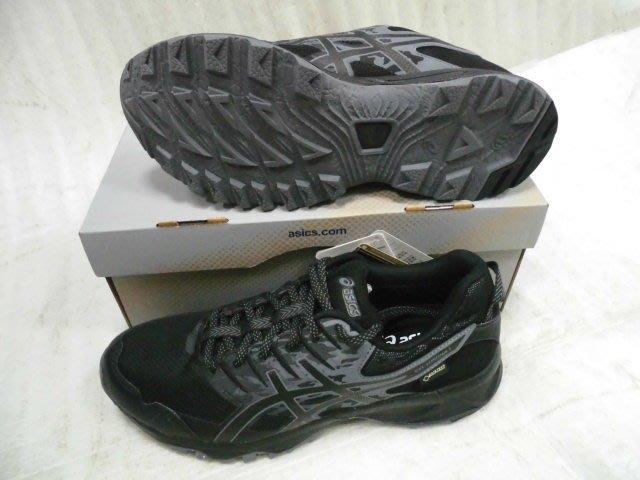 【n0900台灣健立最便宜】2017 asics 亞瑟士-頂級越野鞋GEL-SONOMA 3 G-TX-T727N-90