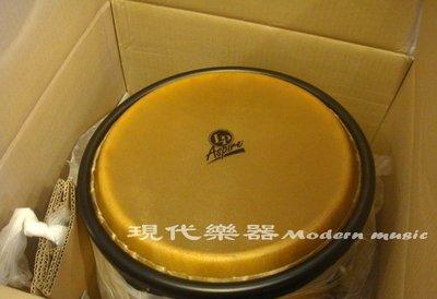 【現代樂器】免運!美國 LP 康加鼓 CONGA Aspire 11吋 鼓皮 獸皮製作