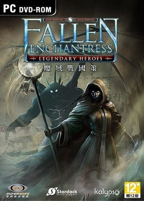 PCGAME-Fallen Enchantress: Legendary Heroes 魔域戰國策(英文版)【全新】限量特賣先搶先贏