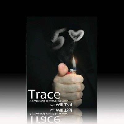 【意凡魔術小舖】Trace--不可能的顯像(道具+DVD)2014最新街頭魔術