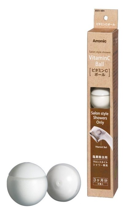 可刷卡 日本 Arromic 除氯 維他命C球 強力水柱 省水50% 沙龍級 蓮蓬頭 SSK-24N