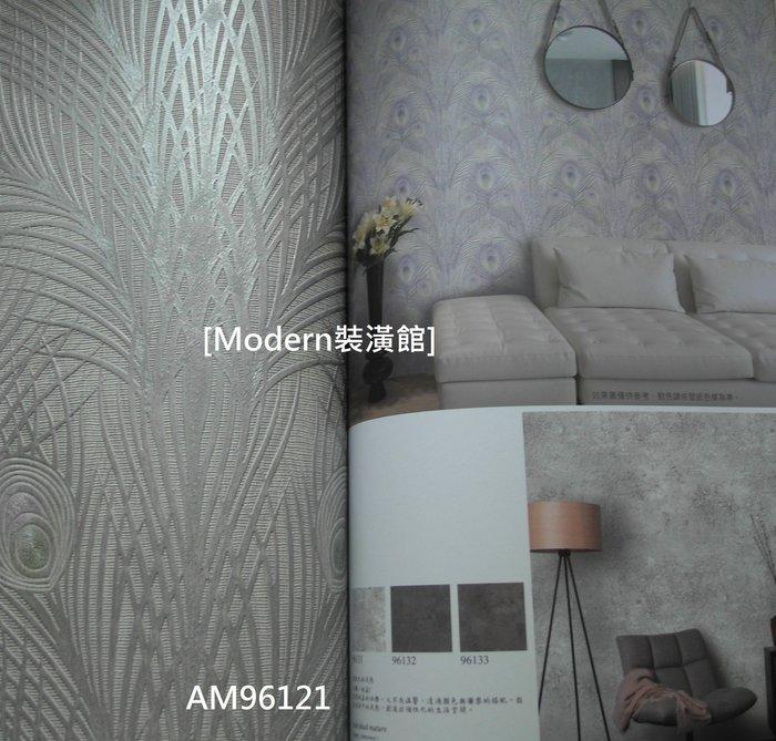 [Modern裝潢館](時尚風采)~背景紙/壁紙系列~古典孔雀花