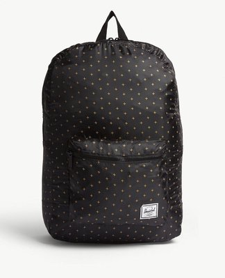 (預購)HERSCHEL SUPPLY CO 可摺疊星星後背包 Packable Daypack backpack