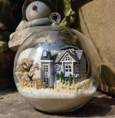 【微景小舖】安琪兒童話小鎮 手工DIY小屋 袖珍屋 娃娃屋 模型屋 材料包 玩具娃娃住屋 手做工藝 拼裝房子 禮物