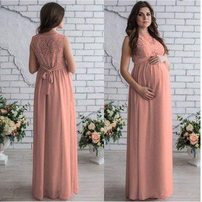 Sexy Dress Summer 2021 pregnant Women Party Dresses女連身裙