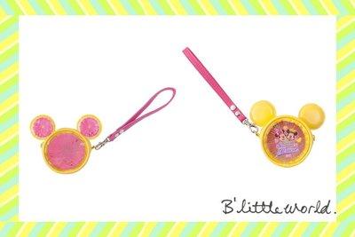 *B' Little World *[現貨]東京迪士尼海洋限定商品/米奇柳丁零錢包/東京連線