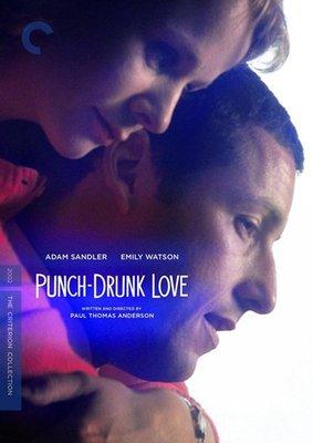 【藍光電影】私戀失調/拳擊情緣 Punch-Drunk Love 2002 獲第55屆戛納電影節最佳導演大獎 113-074