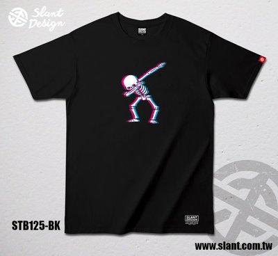 SLANT 嘻哈手勢T恤 SKULL HIP HOP RAP MUSIC  限量出品 售完不補 短袖棉T 搞笑T 創意T
