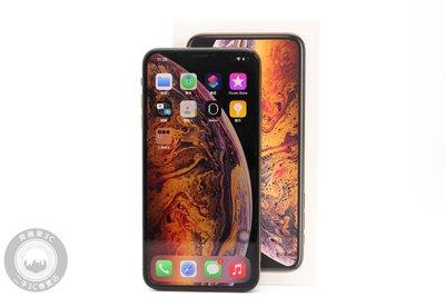 【高雄青蘋果3C】APPLE IPHONE XS MAX 64G 64GB 金 6.5吋 IOS 14.1 #56876