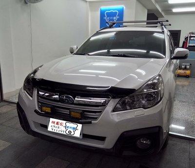 Subaru Outback (2012年)-A柱+B柱+C柱+四車門下方+尾門上方 汽車隔音條 套裝組【靜化論】