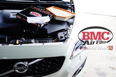 VOLVO C30 D4 義大利 BMC 原廠對應型 高功率進氣濾網 對應各引擎型式、歡迎詢問 / 制動改