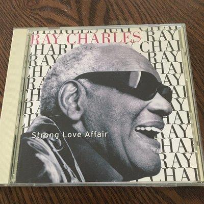 [老搖滾典藏] Ray Charles-Strong Love Affair 日版專輯