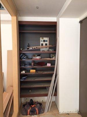 台中系統櫃-舊屋翻修大改造變身新古典豪宅