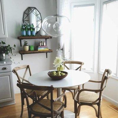 Gold plating 北歐 現代 簡約 吊燈 咖啡廳 水波紋 玻璃 輕奢 鍍金 金屬 E27 110V-220V
