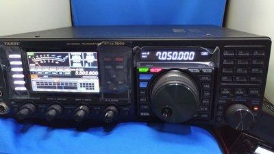 Yaesu Ftdx3000 HF+50Mhz Transceiver