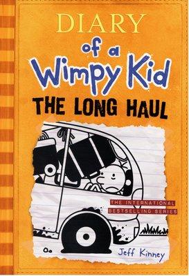 *小貝比的家*DIARY OF A WIMPY KID #09:THE LONG HAUL /平裝/7-12歲
