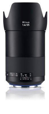 九晴天 租鏡頭 租相機 出租~ZEISS Milvus 35mm f1.4 (Canon EF)