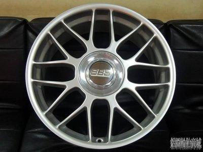 正BBS RC 鋁鎂合金 輕量化 鋁圈 18吋 5孔112 高亮銀 賓士 BENZ W203 W210 W211 W221 C32 E320 奧迪 AUDI A4