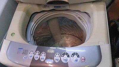國際牌11kg 全自動洗衣機 3500 含運 保固 7成新 破盤價
