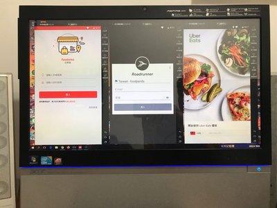 Acer 23吋 四核心AIO觸控電腦 X3440/ 14G記憶體/ SSD/ 獨顯 同i7系列 型號Z5751 新北市