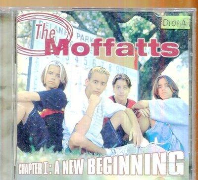 *還有唱片四館*THE MOFFATTS / CHAPTER I A NEW BEGINNING 二手 D1064