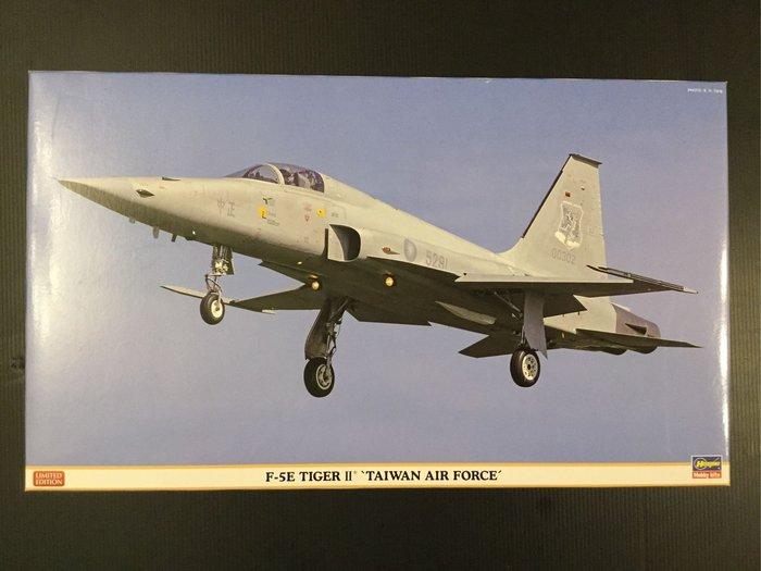 COME 玩具 長谷川 中華民國 空軍 F-5E  自組 (超過超取尺寸,如果需要超取 需要拆盒運輸)