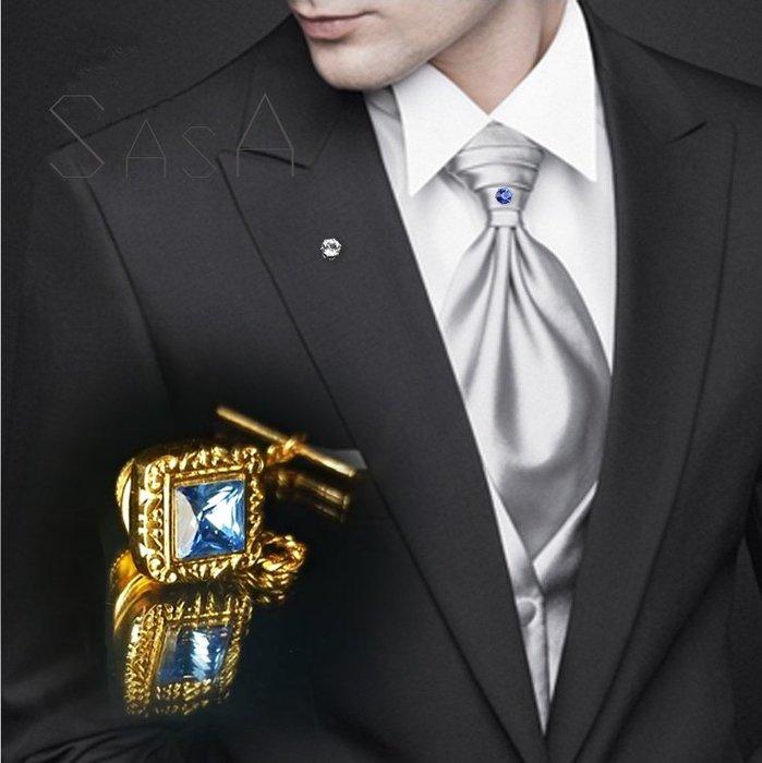 男士胸針❤↜ 簡約領帶固定扣代替領帶夾領帶別針襯衫領帶扣領帶固定扣 領帶夾#R005 袖扣領帶針 多色選