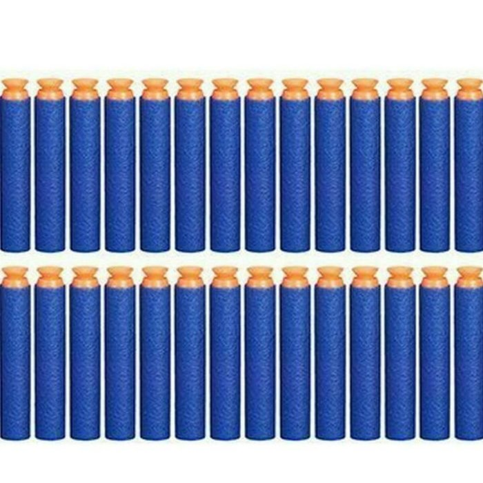 佳佳玩具 ------ 48PCS 吸盤子彈 EVA子彈 泡綿子彈 生存遊戲 軟彈槍 補充子彈【CF147878】