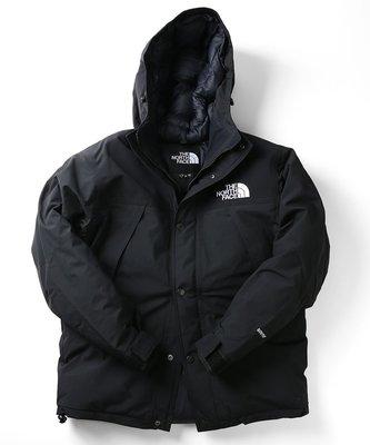 【日貨代購CITY】THE NORTH FACE Mountain Down Jacket ND91837 羽絨 現貨