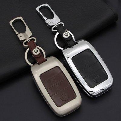 KIA 起亞新智跑sportage 索蘭托Sorento嘉華K3K4K5 KX5 KX3合金鑰匙包真皮保護套鑰匙包套殼