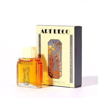 傻妞一口價四件免運 藝術美飾 Art Deco Perfumes Q版女士香水 9ml