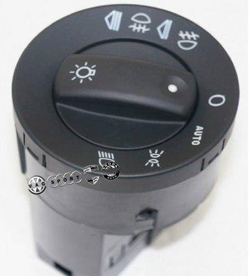 AUDI 奧迪 原廠款 大燈開關 旋鈕  A4 B6 B7 8E 1.8T 2.0T S4 AVANT QUATTRO