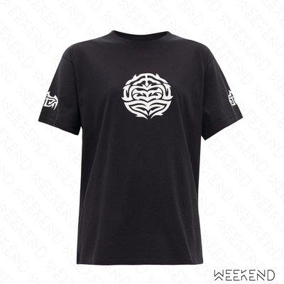 【WEEKEND】 VETEMENTS Longevity 長壽 短袖 上衣 T恤 黑色 20春夏