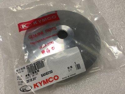 【JUST醬家】KYMCO 原廠 豪邁 奔騰 如意 GP VP G3 G4 V1 V2 LIKE 三冠王 迪爵 阿帝拉 KDU  扇葉盤 風葉盤 前普利扇葉