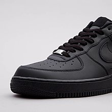 NIKE AIR FORCE 1 07 黑 皮革 休閒 運動鞋 男鞋 AF1 315122-001