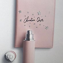 Miss Dior blooming banquet EDT 10ml refillable travel size +  passport holder