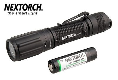 {MPower} Nextorch E51 USB 充電 美國名廠 CREE XP-L V6 LED 1000流明 Flashlight 電筒 - 原裝行貨