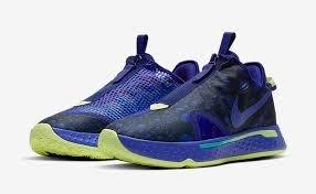 DSY-Nike PG 4 G EP Gatorade Purple 紫綠 籃球鞋 開特力 拉鍊 CD5086-500