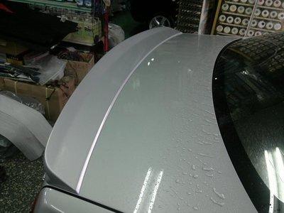 (車之房)TOYOTA 2010 New Altis 小改款 3D立體 鴨尾 鴨尾翼 尾翼