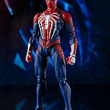 全新 行版 初回特典地台 Bandai SHF Marvel Spider-man Spiderman Advanced Suit