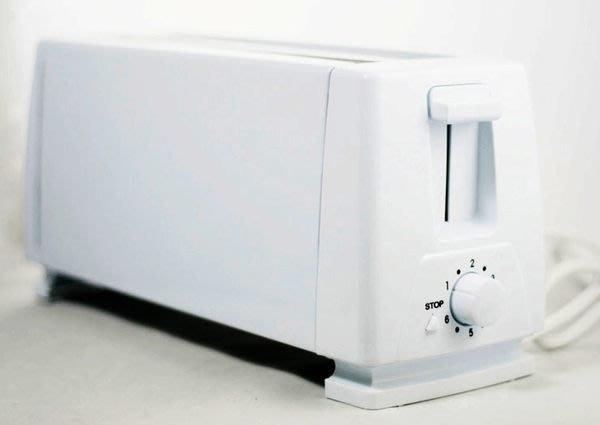 4片式 烤麵包機,營業用 大家庭 烤吐司機 烤箱 營養早餐 110V,60Hz,1300W 6段時間調節 早餐店