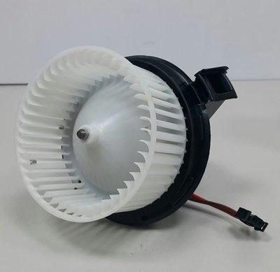 BENZ W204 07-10 (前期) 鼓風機馬達 冷氣馬達 冷氣風扇 風速馬達 (兩腳圓) 2048200208