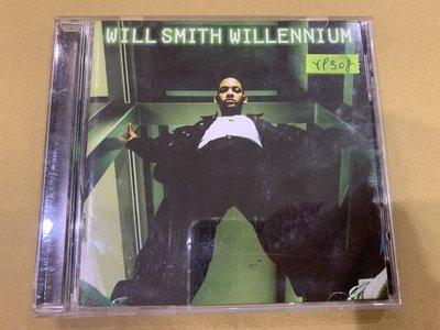 *還有唱片行*WILL SMITH / WILLENNIUM 二手 Y9508 (刮.69起拍)