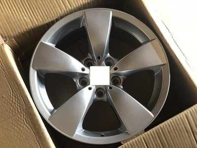 17吋BMW鋁圈~大五幅式樣簡單好清洗~E34.E38.E39.E60.E61.E90.E92.520.523.525~