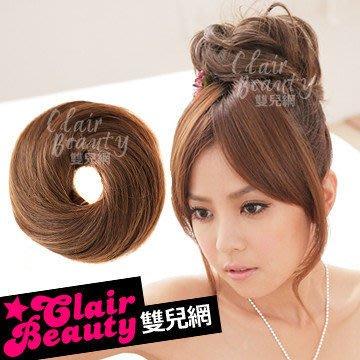 ☆雙兒網☆特價品髮量加多可愛丸子包包頭的髮束【DH52】新款量多甜甜圈髮束