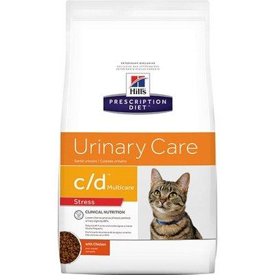 希爾思 希爾斯 Hills 貓用 處方飼料 c/d cd 舒壓緊迫 1.5kg [10372HG] 現金專區