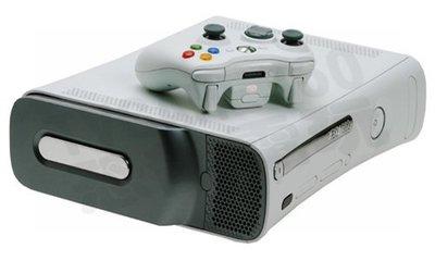 【二手主機】XBOX360 厚機(150W) 中古白色主機(60G)+全破解+HDMI線+控制器(白色)【台中恐龍電玩】