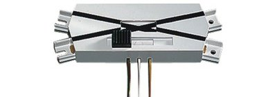 傑仲 博蘭 FLEISCHMANN 鐵軌零件 Double slip switch 6906